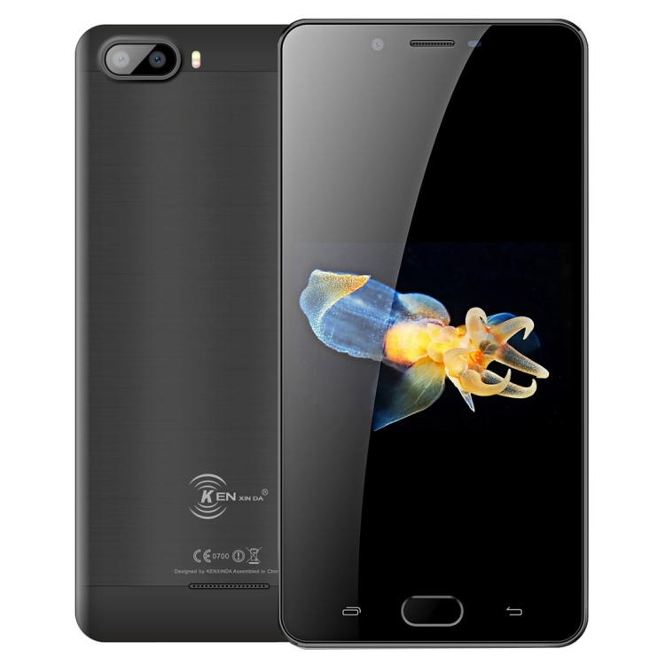 Low Price Free Shipping KEN XIN DA S9 Dual Back Cameras2GB+16GB <strong>Phone</strong>