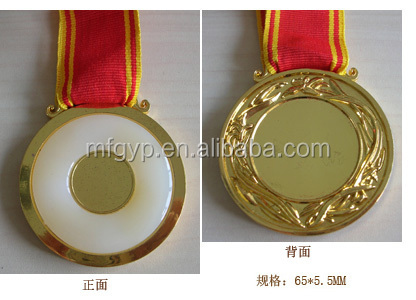 art craft customized blank sport medal factory