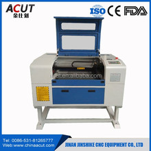 ACUT-3050 hobby laser engraving machine, wood crafts design laser engraver