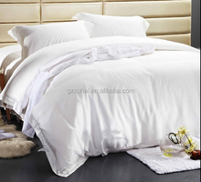 High Quality Luxury 60*60s Satin Drill Hotel Cotton Bed Linen Set/Bedding Cover