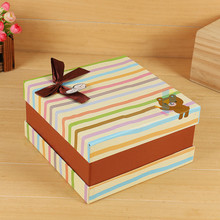 customized suppliers matte ribbon walmart gift boxes