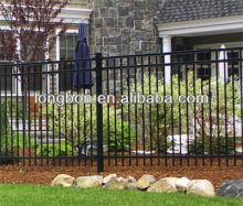 2017 Top-selling cheap elegant wrought iron fence finials