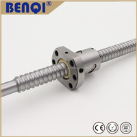 Top quality TBI brand cold rolled ball screw sfu 1605 1000mm