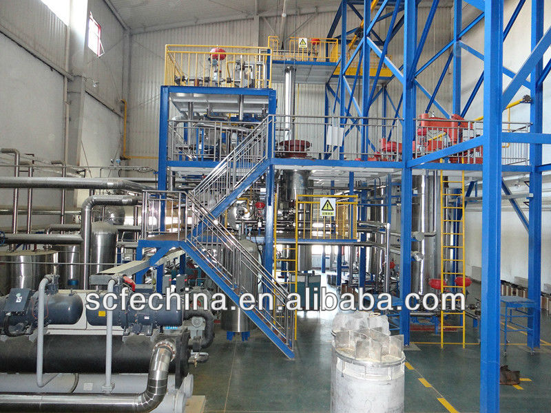 high quality supercritical fluid extraction plant