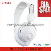Yes-Hope China manufacturer Modern fashionable headset and durable wired cellphone headset for motorola mth800