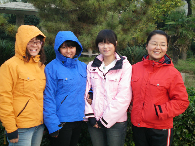 wind proof outdoor clothing for the cold winter