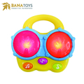 2018 Learning Activity Musical Drum Toy Infant Toddler Kids Educational Baby Toy