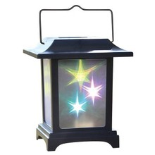 LED light 3D Hologram Illusion Lantern
