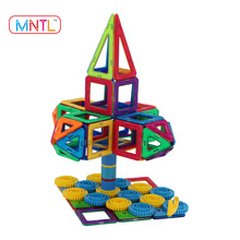 MNTL-44 Pieces Magnetic Blocks Child Toys Magna Tiles Building 2017 Buy Toys From China