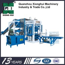 Small Business Automatic Brick Machine Small Bricks Maker Small Brick Production Line XH04-20 Xionghui