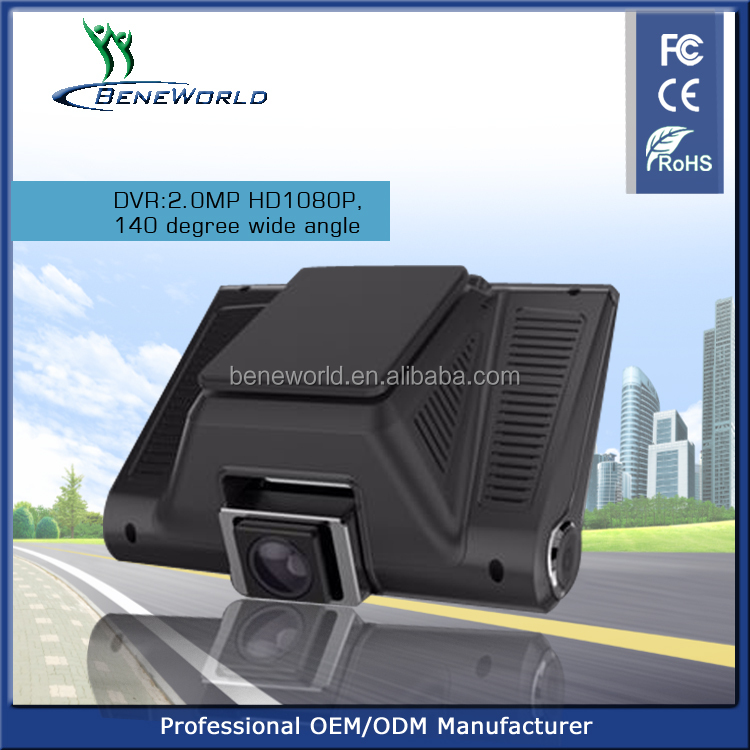 3G echo GPS navigation & HD Recording Dashcam tablet pc All-In-One