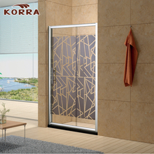 Factory price high quality frame shower glass door ,sliding Shower enclosure ,small bathroom cabin