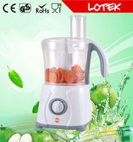 Electric chopper fruit food processor