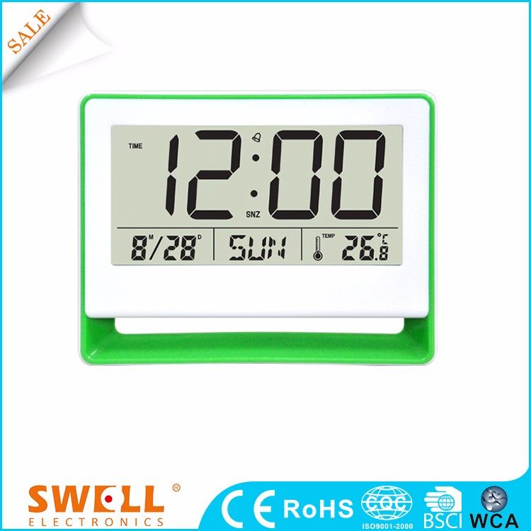Best Weather Station Temperature Display Artiste Clock
