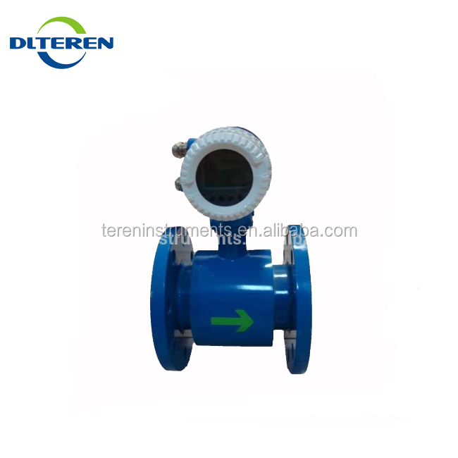 China pipe water liquid flow tranducer meter