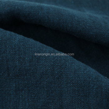 vintage linen fabric wholesale heavy weight,washed linen fabric for coat,100% linen fabric