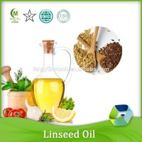 Bulk Bio Flax Seed Oil/Linseed Oil/Edible Cooking Oil