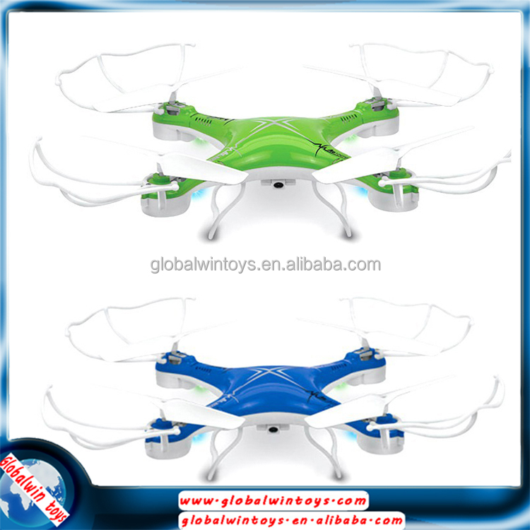 Best choice!2.4g 4ch 6axis 3D filp hand thrown rc magic quadcopter intruder ufo toy with LED light