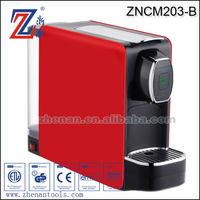 1 L ABS housing material Nespresso capsule coffee machine