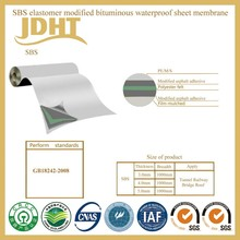 A007 JD-211 SBS modified bitumen Concrete waterproof roll Supplier