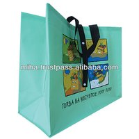 Re-Usable and Ecological Shopping bags export worldwide