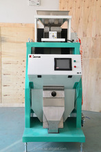 Corn seeds CCD color sorting machine