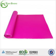sports mat pvc+foam exercise mat