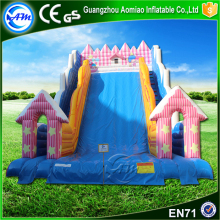 2016 New product customized giant used inflatable adult water slide clearance for sale