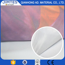 Jimtes Sublimation printing Advertising flag fabric for flag media and banner
