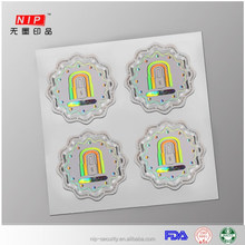 Hologram 10ml vial label maker for pharmaceutical products