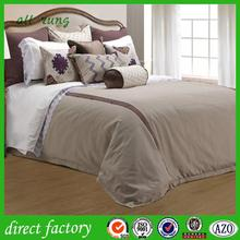 popular custom made hotel bedding sheet Low-pitched luxury