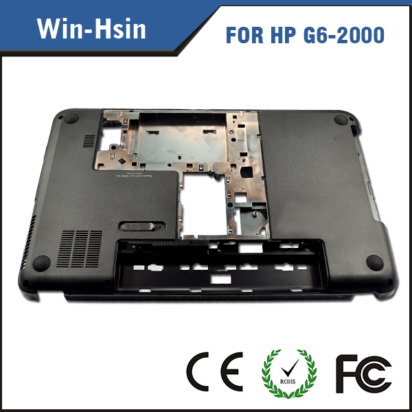 High quality Laptop cover for HP G6-2000 Bottom Cover D Case