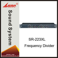 Lane SR-223XL Sound System Equipment professional stage audio Frequency Divider