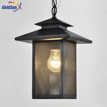 OUTDOOR GARDEN LIGHTS EXTERIOR LIGHTING PENADNT MODERN GARDEN LAMP FIXTURE
