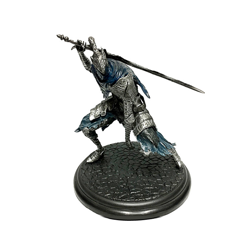 Game Dark Souls Faraam Knight Artorias The Abysswalker PVC Action Figure  Collectible Model Toy 2 Styles (1)