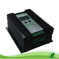 CE certificate 12V/24V 400W PWM Wind Solar Hybrid Controller with LCD display