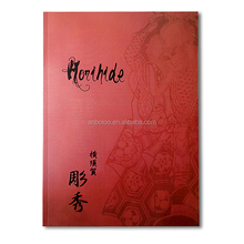 Hot selling manufactory custom tattoo flash picture book