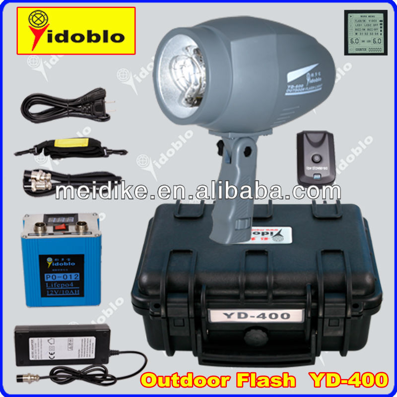 Yidoblo Outdoor Flash ,Camera Flash Light,Studio led shoot light