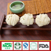 high quality oriental steam bread steamed mandarin rolls with spring onion