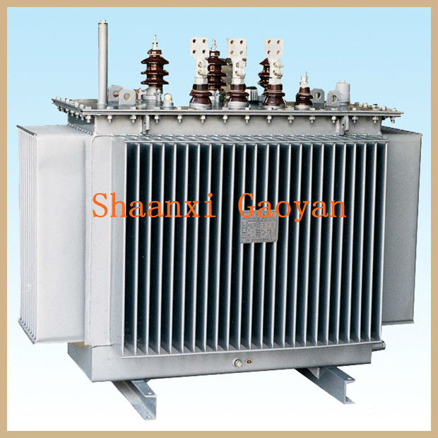 63KVA Distributing Transformer Used in Substation