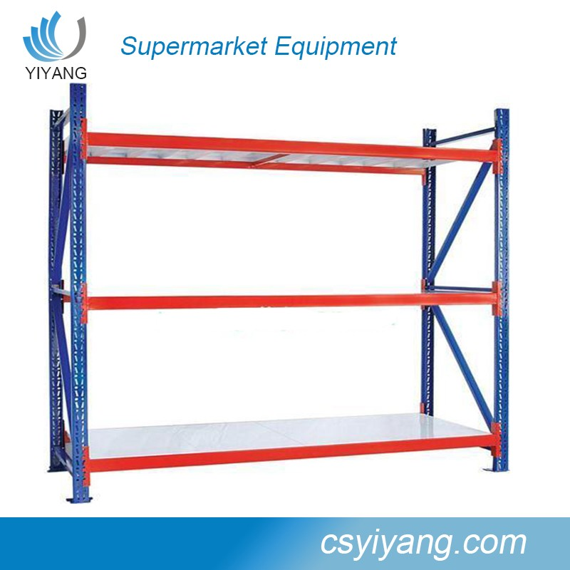 The USA Universal supermarket storage shelves with high quality after-sales service