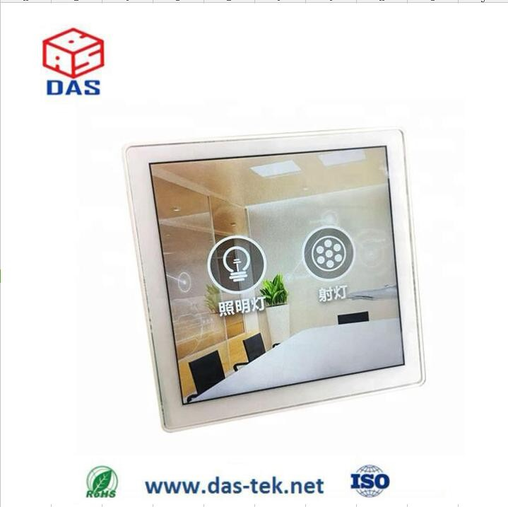 4 inch Square tft LCD touch screen with 720*720 dots RGB interface for wearable device