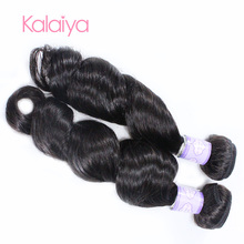 High Quality 7a 8a 9a loose wave guangzhou blowout weave hair extension