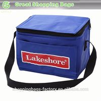 Lake Shore insulated beer cooler bag