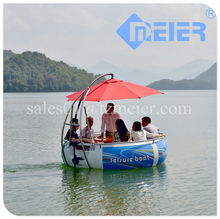 Best quality electric paddle boat with CE