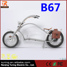 2017 Hot New Products Winter Electric Carbon Scooter Benzhou