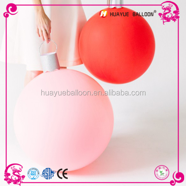 36 inch big huge giant latex balloon