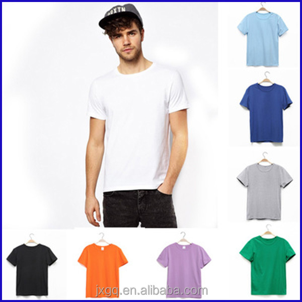 Wholesale blank white t shirt below 1 cheap plain Cheap plain white shirts