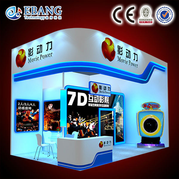Attractive Moive!! new style 9d cinema 9d movies