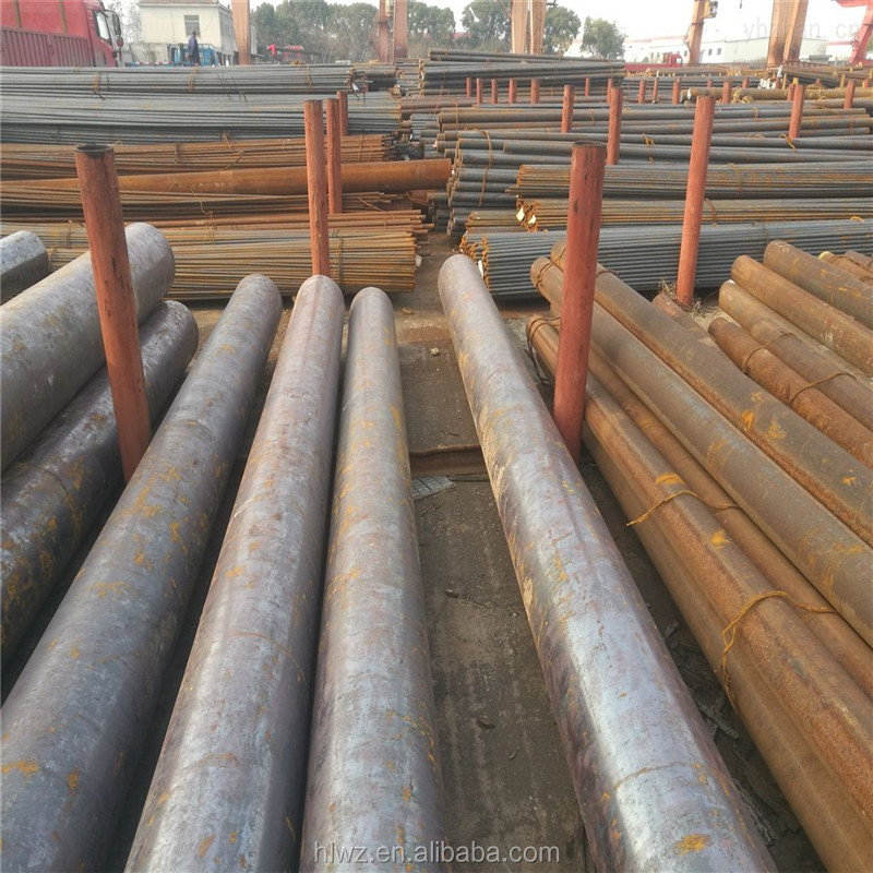 Hot forged 4140 alloy steel round bars
